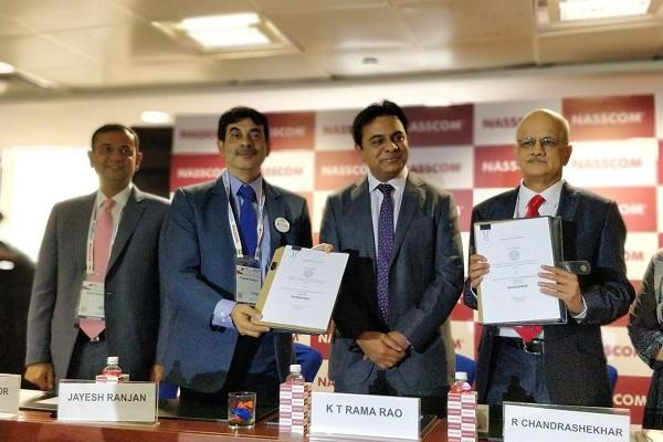Telangana partners with Nasscom to launch Centre of Excellence for