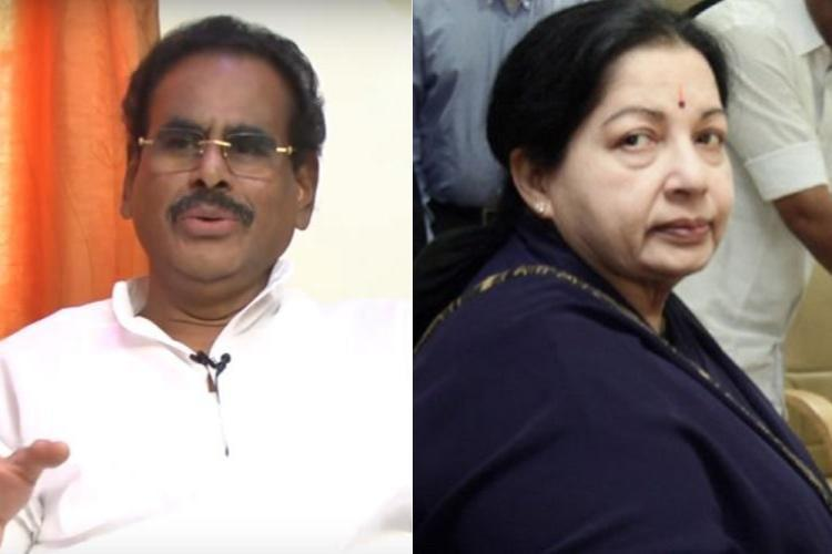 Jaya was conscious in hospital and decided who she will meet Natarajan to NewsX