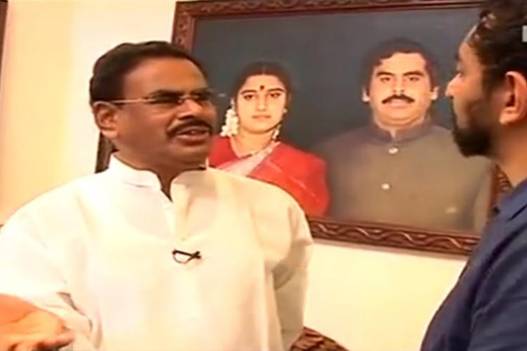 In 2014 interview Natarajan said Jayalalithaa would have sent Sasikala out if not for DA case