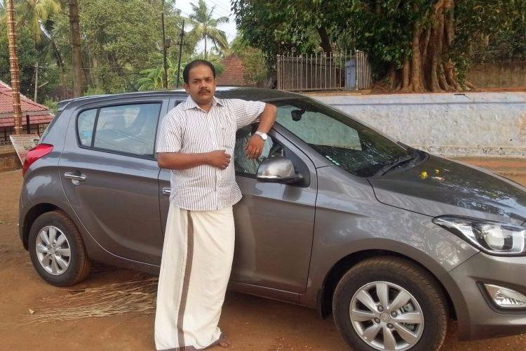 Kerala doctor killed after car driven by minor rams into bike accident captured on cam