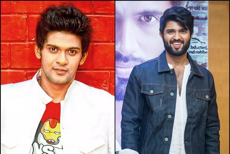 Naveen Polishetty is super talented Vijay Deverakonda vouches for his long-time friend