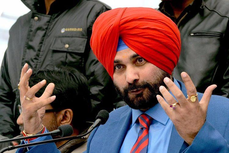 Telangana polls Congress Navjot Singh Sidhu dubs KCRs family Ali Baba and 4 Chor