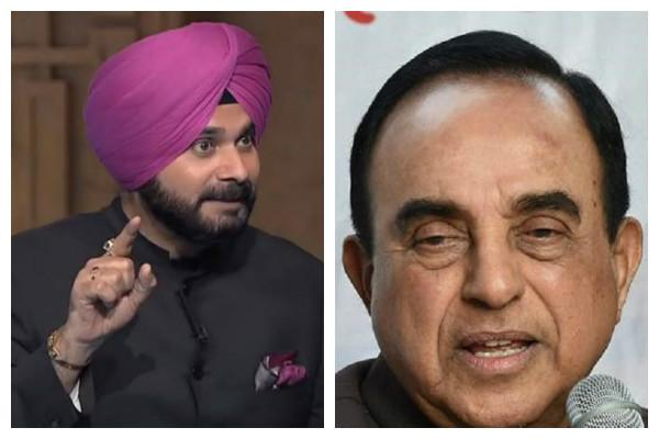 BJP leaders Subramanian Swamy Navjot Sidhu among others nominated to Rajya Sabha