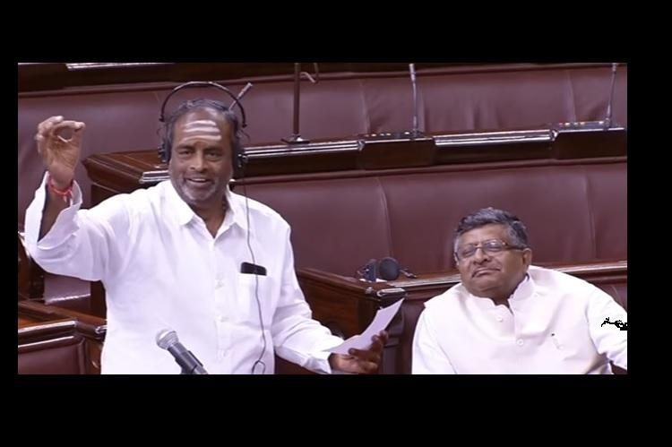 TN MPs reason for settling Kashmir problem so mothers can eat saffron and have beautiful babies