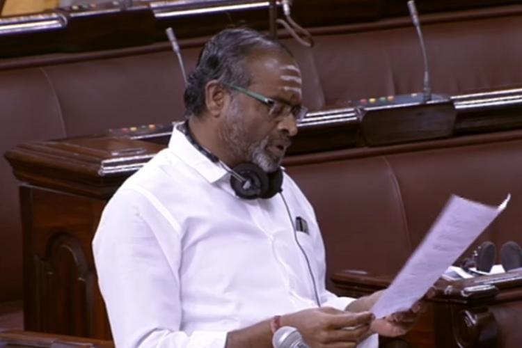 AIADMK MPs will commit suicide if Cauvery Board not formed Navaneethakrishnan to TNM
