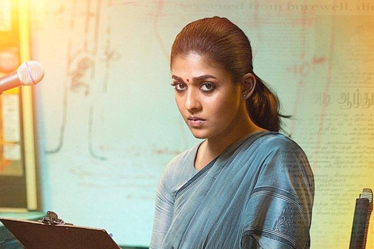 Director Mohan Raja says Nayanthara is a boon to Tamil cinema