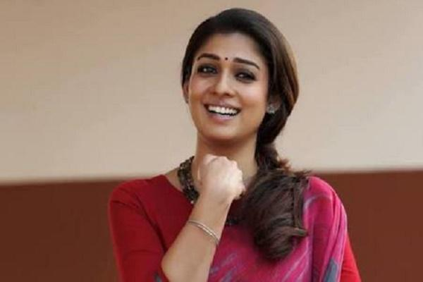Nayanthara to play a collector in her maiden production