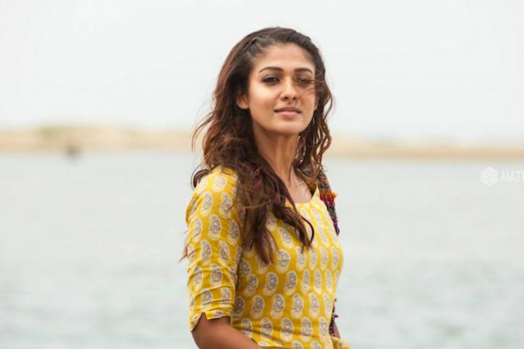 Nayantharas new horror film with Aramm producer goes on floors
