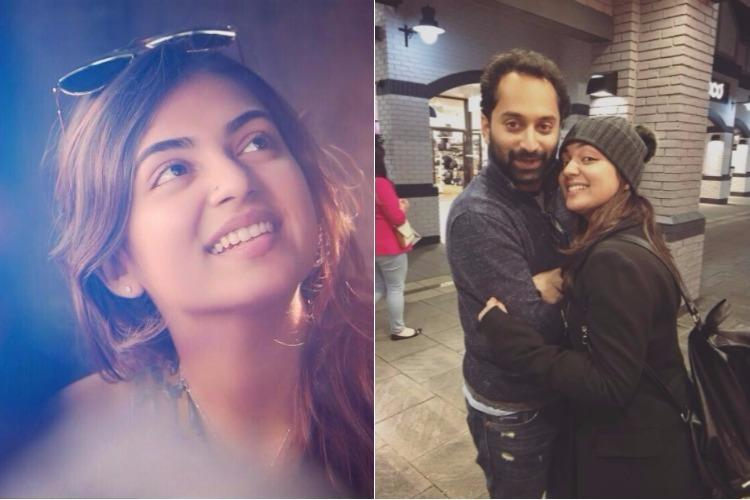 Role reversal Actor Nazriya takes a jibe at news outlet for claiming she is pregnant