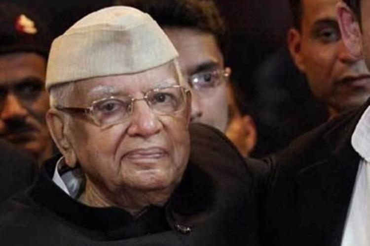 Former Governor and four-time Chief Minister ND Tiwari passes away