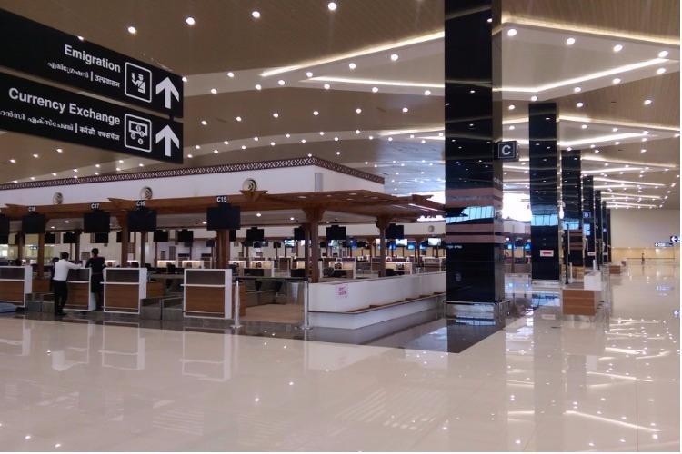 Mobiles, Cameras, Electronics stolen at Kochi Airport - NRI couple lodges a complaint