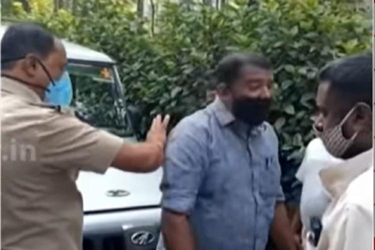 Nedunkandam issue BJP workers blocking vehicles