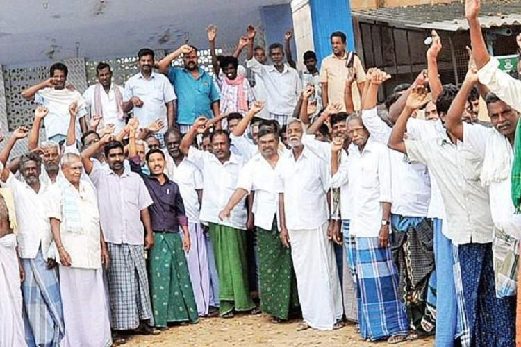 Our land is precious Protests intensify against hydrocarbon project in Neduvasal