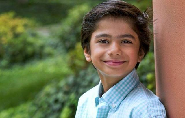 Meet Neel Sethi The Indian-American kid playing Mowgli in Disneys The Jungle Book