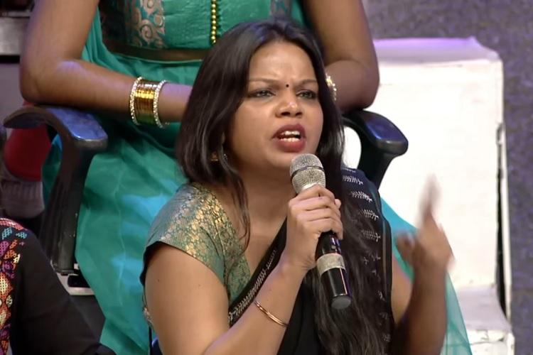 Neeya Naana debate not about dowry but women asking for share in family wealth