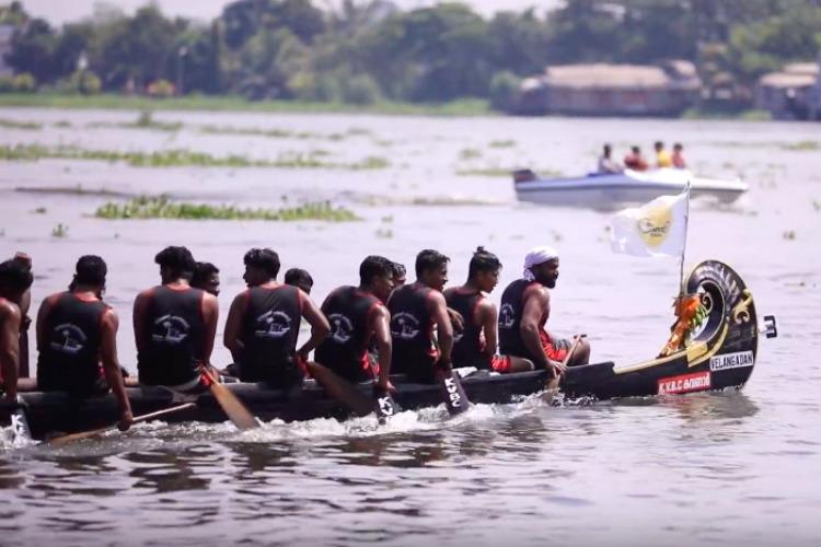 The famous Nehru Trophy boat race and how it supports the economy of Alappuzha district