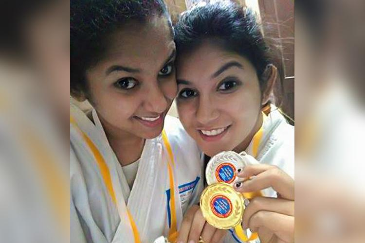Dont mess with the Karate girls These Kerala sisters taught a molester cop a lesson