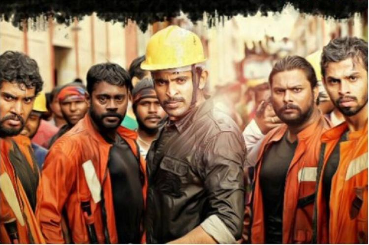 Neruppuda review Lots of smoke but little fire in this action thriller