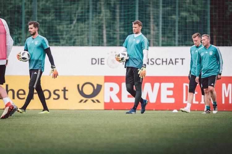 Im fully fit theres no reason why I cant play the World Cup German captain Neuer