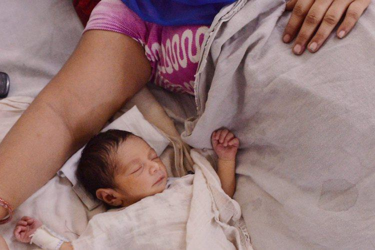 Marketing milk in maternity wards Are Indian moms coerced into giving baby formula