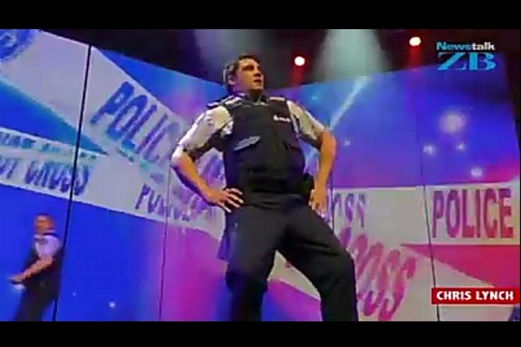 Watch New Zealand police officers dance to Bollywood songs for Diwali