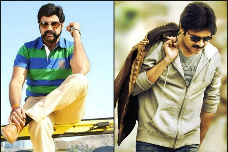 Will Balakrishna And Pawan Kalyan Face Each Other Politically In Andhra The News Minute