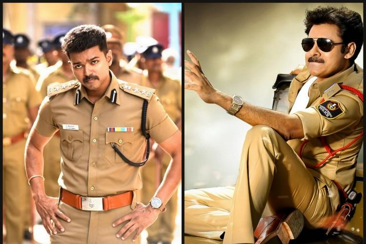 Pawan Kalyan to star in remake of Vijays Theri