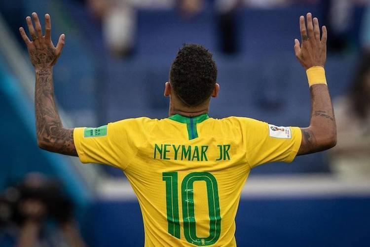 Neymar named Brazils full-time captain ahead of friendly against USA