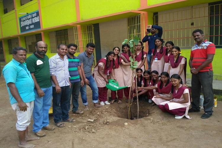 An NGO in Chennai is replacing the trees the city lost to Vardah with one sapling at a time