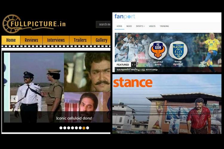 A webspace of their own Niche websites by Malayalis are opening up new worlds online