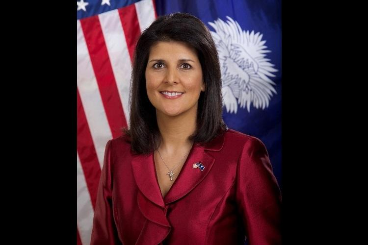 Nikki Haley makes history as first Indian American to get cabinet ...
