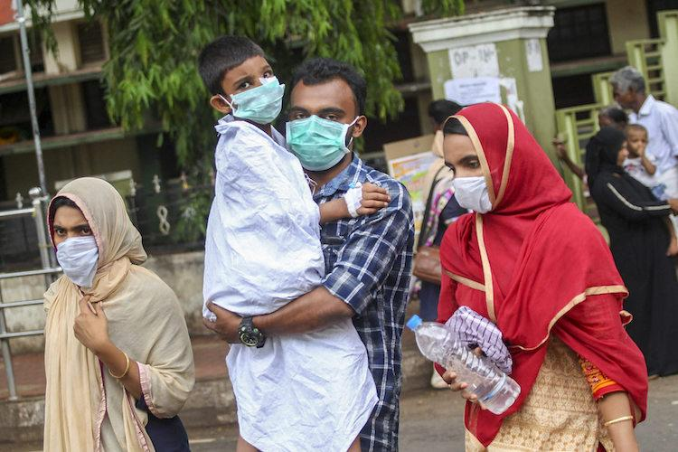 Kerala govt to bear medical expenses of Nipah patients in 2 districts
