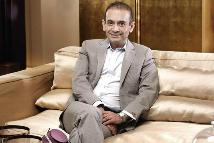 Nirav Modi flees to Brussels from United Kingdom, possibly on a 'Singapore passport'