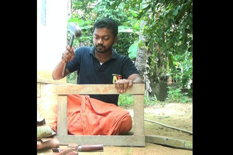 This Kerala youth who took to carpentry to support his family is university topper