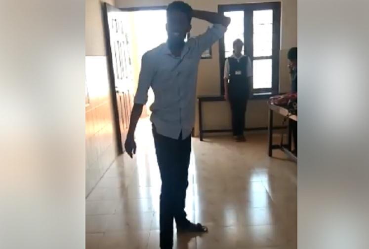 KSU goes angry nationalist gets Kerala student suspended for mocking National Anthem