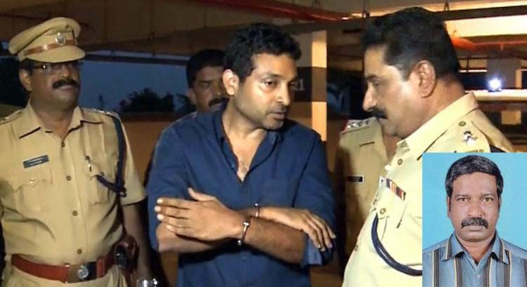 Chandrabose the security guard who became Mohammed Nishams victim