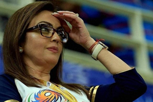 Is Nita Ambani qualified to be a member of the IOC Sportspersons divided