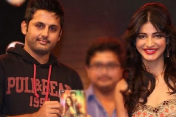 Nithins new film likely to be with Shruthi Haasan