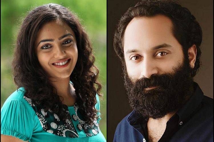 Nithya Menen confirms film with Fahadh Faasil