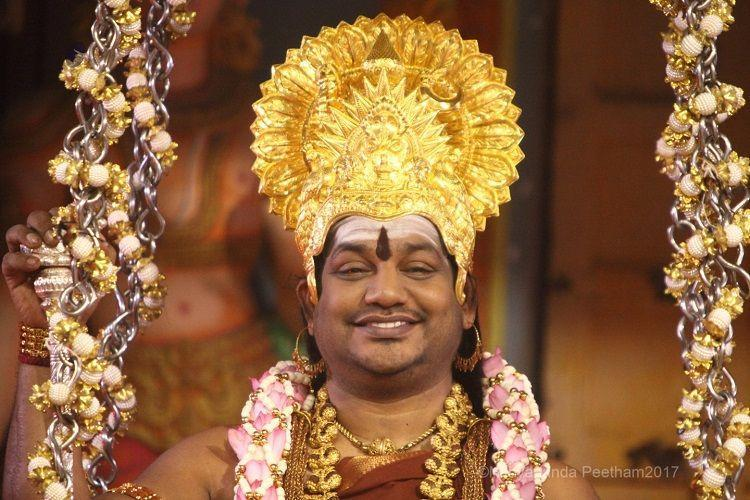 Union Home Ministry advises Ktaka govt to procure red corner notice against Nithyananda