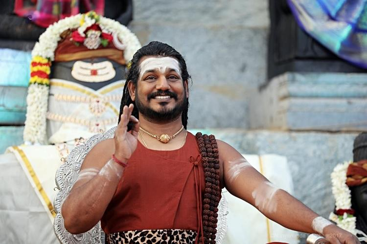 (Picture from nithyananda.org)