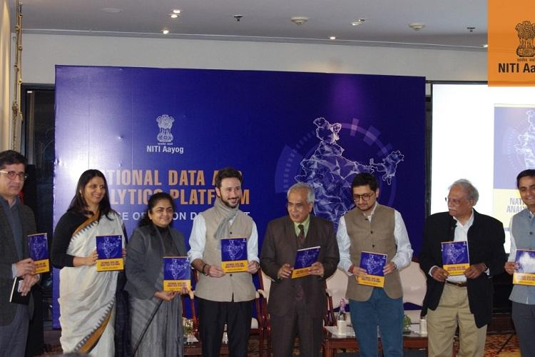 Niti Aayog to develop national data and analytics platform to make govt data accessible