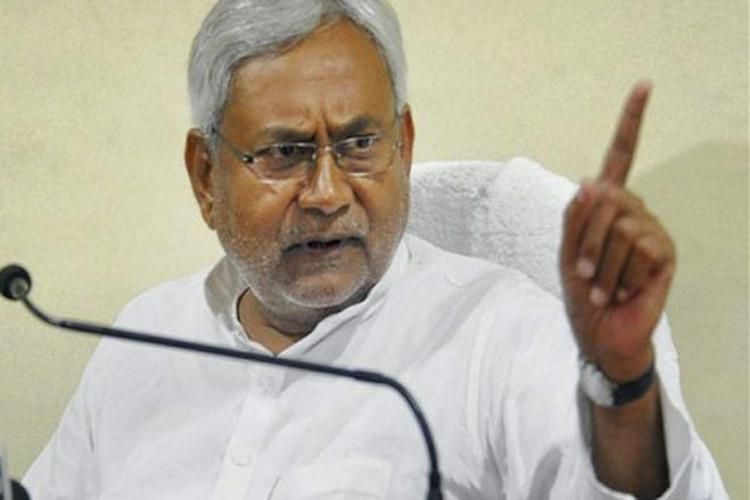 Bihar House of Cards Nitish to return as CM backed by BJP after dramatic resignation RJD cries foul