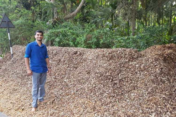 Arecanut tea to air fresheners from husk This Shivamogga man is adding value to agriculture