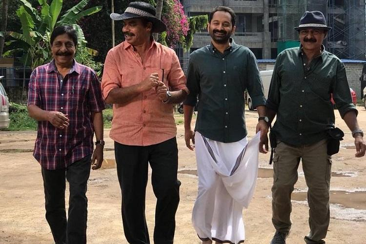 Watch Fahadhs Njan Prakashan teaser promises a laugh riot