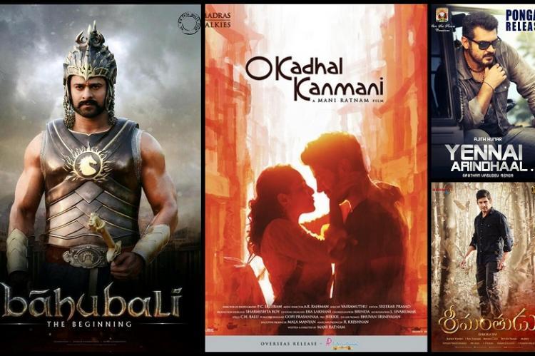Full list of Filmfare Awards nominees Baahubali Srimanthudu and Ok Kanmani top