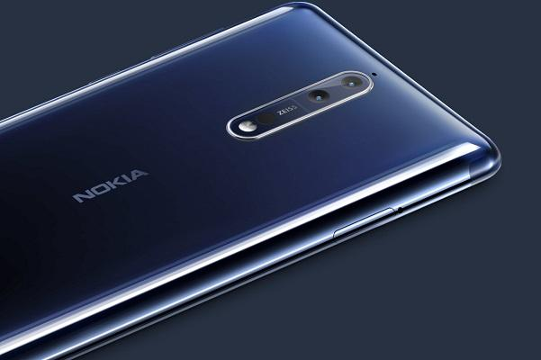 Nokia 8 launched with dual Zeiss bothie camera and Snapdragon 835 processor