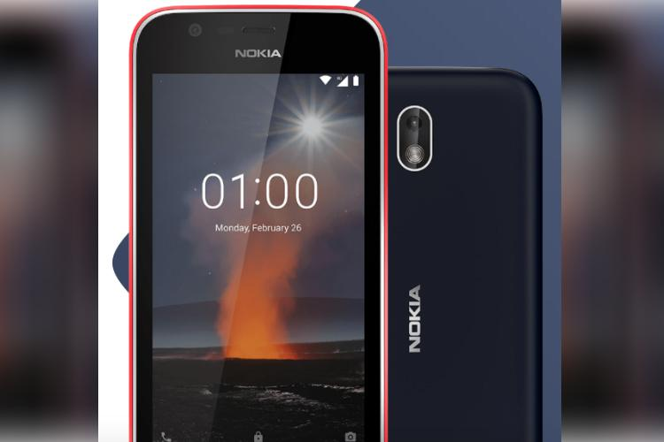 Nokia 1 Android Go smartphone launched in India at Rs 5499