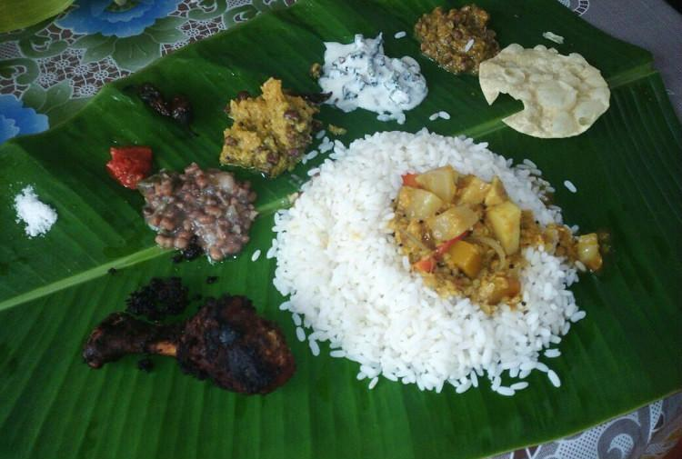A Kings feast For some Malayalis no Onam sadhya without non-veg dishes