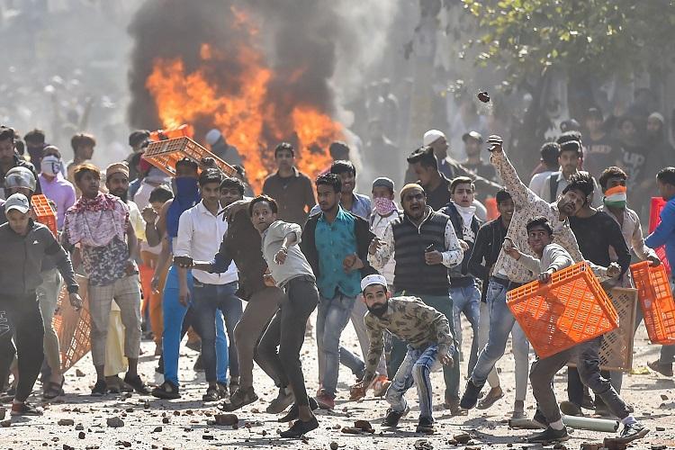 5 dead over 50 injured in riots across northeast Delhi over Citizenship Act